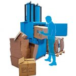Cardboard Baler Machines For Sale